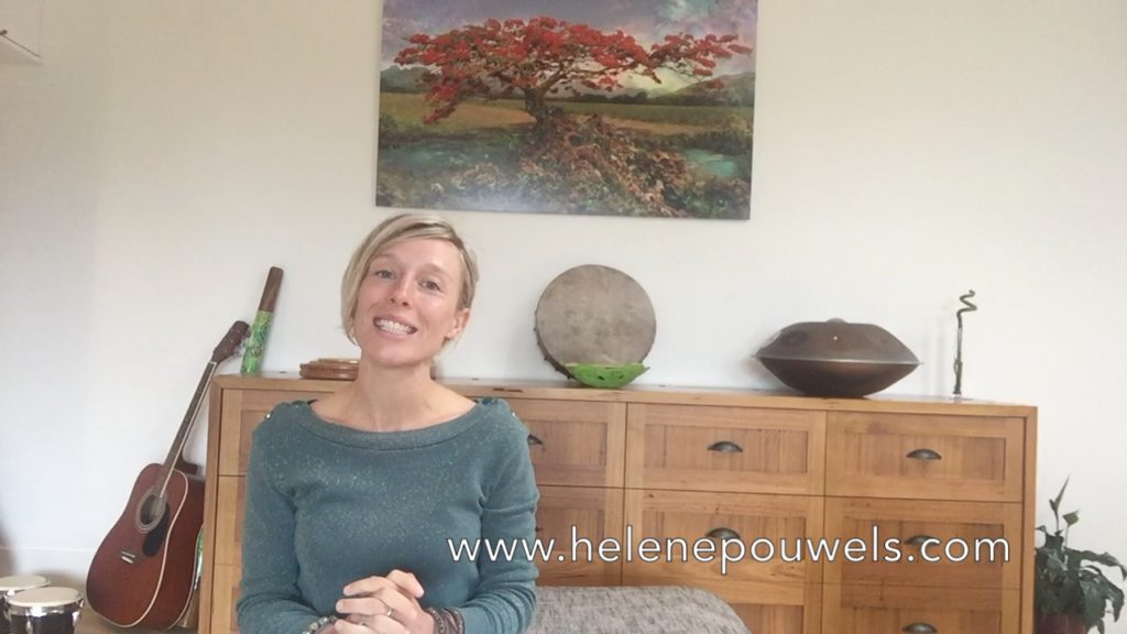 Helene Pouwels how to lose weight tips