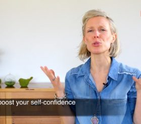 Helene Pouwels self-confidence tips