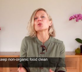 Helene Pouwels clean food tips