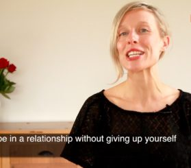 Helene Pouwels relationship tips